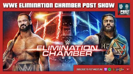 WWE Elimination Chamber 2021 POST Show
