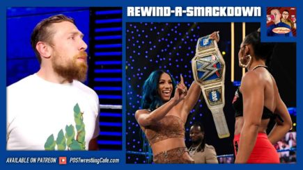 REWIND-A-SMACKDOWN 2/26/21: Bryan challenges Reigns, Belair's choice