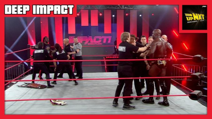 "DEEP IMPACT 2/23/21: ""Sanctioned"""