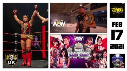 SITD 2/17/21: Meiko Satomura NXT UK debut, AEW Japan Women's Tournament