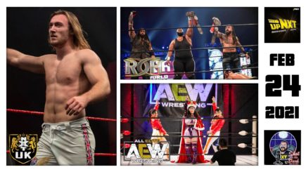 SITD 2/24/21: AEW Women's Tournament cont'd, New ROH Six-Man Champs