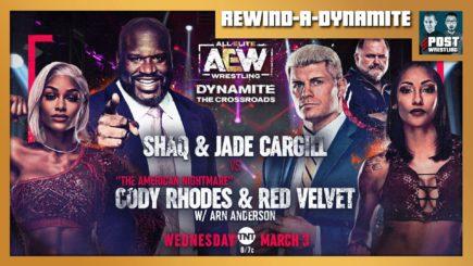 REWIND-A-DYNAMITE 3/3/21: Shaq, Revolution Go-Home, Jim Crockett Jr.