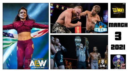SITD 3/3/21: AEW Women's Tournament, New Tag Champs, Mox vs. KENTA