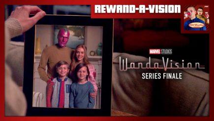 "REWAND-A-VISION: Episode 9 ""The Series Finale"" (w/ Nate Milton)"