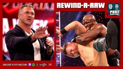REWIND-A-RAW 3/8/21: Miz-Lashley, Shane-Braun, WM Tickets, WWE Network