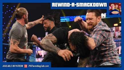 REWIND-A-SMACKDOWN 3/12/21: Reigns vs. Bryan Contract Signing, Andrade