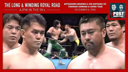 L&WRR #9: Misawa & Akiyama vs. Kawada & Taue (12/6/96) w/ Brandon Thurston