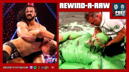 REWIND-A-RAW 3/15/21: Lashley vs. McIntyre official, Strowman slimed
