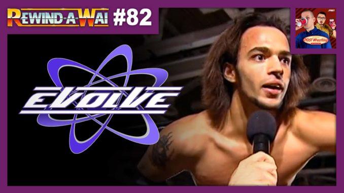 REWIND-A-WAI #82: EVOLVE 1 – Richards vs. Ibushi (2010)