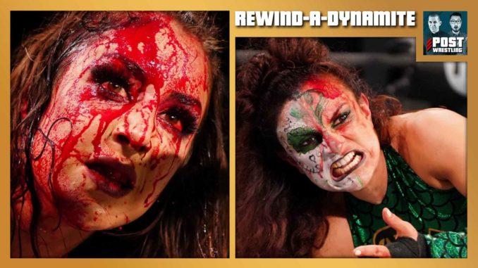 REWIND-A-DYNAMITE 3/17/21: Lights Out Steals Show, WM 37 Tickets