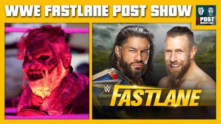 WWE Fastlane 2021 POST Show: Reigns vs. Bryan, Fiend returns
