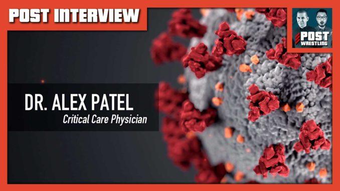 POST INTERVIEW: Dr. Alex Patel talks COVID-19 (April 2021)