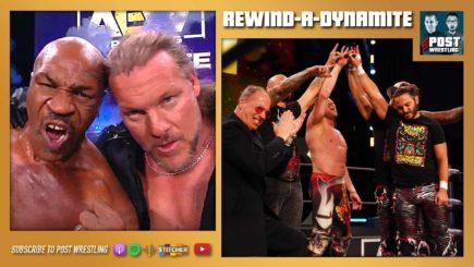 REWIND-A-DYNAMITE 4/7/21: Mike Tyson, WWE Hall of Fame