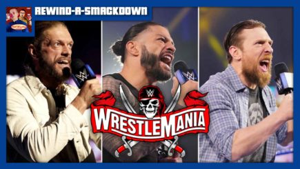 REWIND-A-SMACKDOWN 4/9/21: WrestleMania SD, Andre Battle Royal
