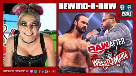REWIND-A-RAW 4/12/21: Raw After Mania, Jericho on Broken Skull Sessions