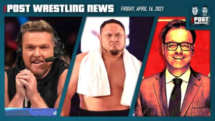 POST NEWS 4/16/21: WWE cuts, AEW ratings, Pat McAfee, Mauro Ranallo
