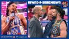 REWIND-A-SMACKDOWN 4/16/21: Cesaro, Belair Victory Party, Pat McAfee