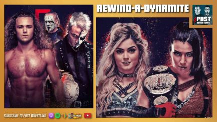 REWIND-A-DYNAMITE 4/21/21: 2 title matches, Inner Circle/Pinnacle speak