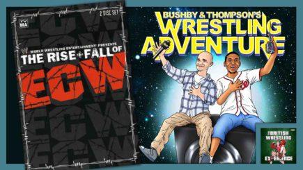 BTWA #8: The Rise & Fall of ECW (2004) w/ John Lister