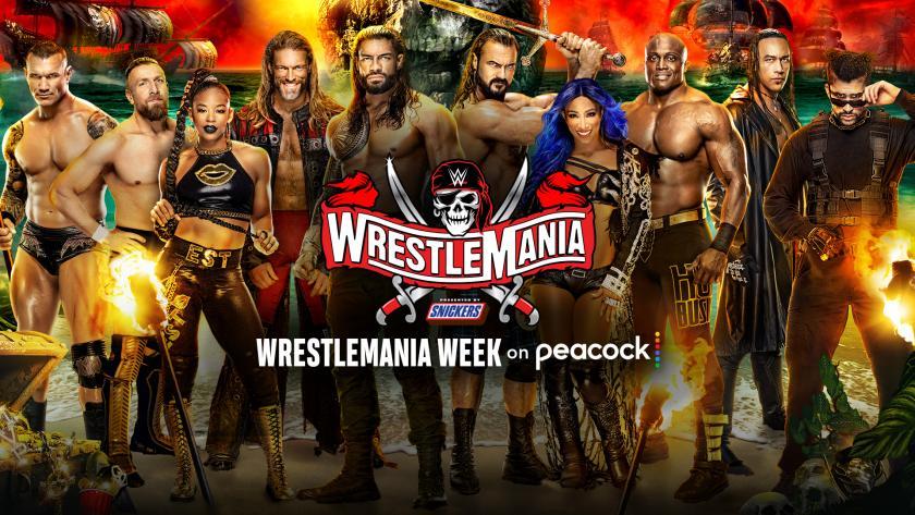 Wwe S Wrestlemania Week Programming Schedule Released