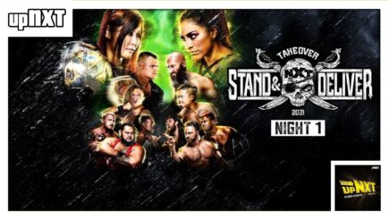 NXT TakeOver: Stand & Deliver Night 1 POST Show