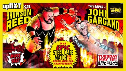 """upNXT 5/18/21 """"Colossal Cage Match"""""""