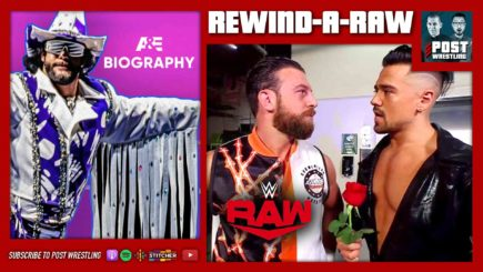 "REWIND-A-RAW 5/3/21: ""Buns N' Roses"", Randy Savage Biography"