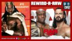 REWIND-A-RAW 5/10/21: WM Backlash Go-Home, Booker T Biography