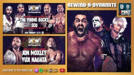 REWIND-A-DYNAMITE 5/12/21: Three Championship Matches