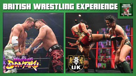 BWE: Ospreay vs. Shingo, NXT UK, Progress, RevPro-MLW