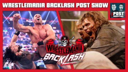 WWE WrestleMania Backlash POST Show: Reigns vs. Cesaro