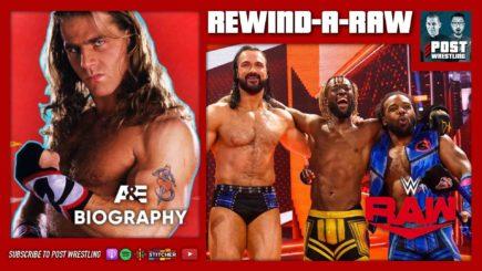 REWIND-A-RAW 5/17/21: Lashley Open Challenge, Shawn Michaels A&E