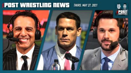 POST News 5/27/21: WWE cuts announcers, Cena apologizes to China
