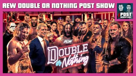 AEW Double or Nothing 2021 POST Show: Stadium Stampede 2