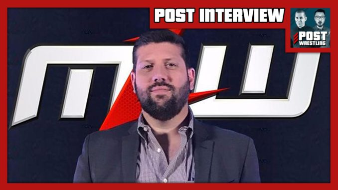 POST INTERVIEW: MLW CEO Court Bauer