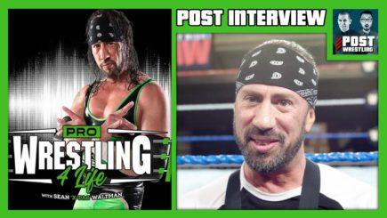 "POST INTERVIEW: Sean Waltman, ""Pro Wrestling 4 Life"""