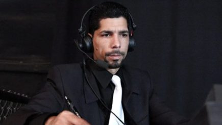 Spanish announcer Willie Urbina released by AEW