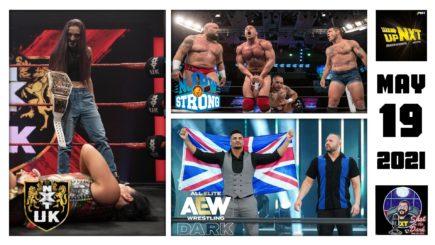 SITD 5/19/21: NXT UK Women's Gauntlet, Casino Battle Royale entrants