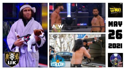SITD 5/26/21: Roppongi Vice reunites, New Heritage Cup Champ