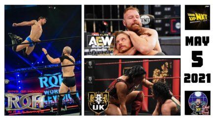 SITD 5/5/21: New ROH TV Champion, LA Dojo Showcase