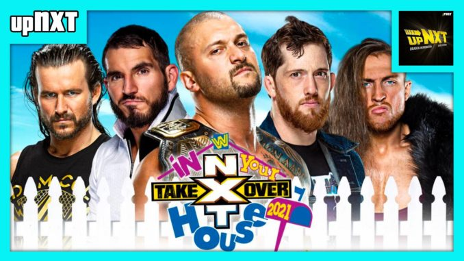 NXT TakeOver: In Your House 2021 POST Show