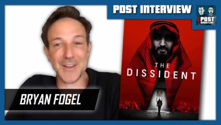 POST INTERVIEW: 'The Dissident' director Bryan Fogel