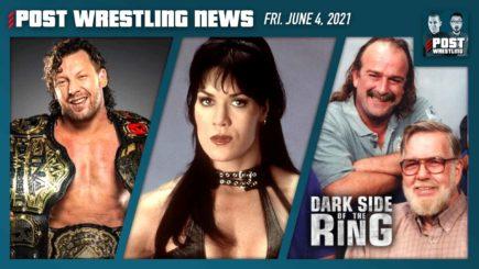 POST News 6/4/21: Dynamite update, Chyna doc, Grizzly Smith DSOTR