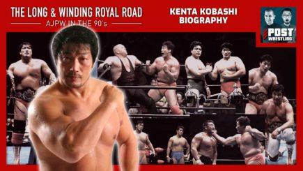 L&WRR #12: Kenta Kobashi Biography w/ Case Lowe