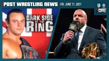 POST News 6/11/21: Dynamite Kid DSOTR, Triple H comments on fans