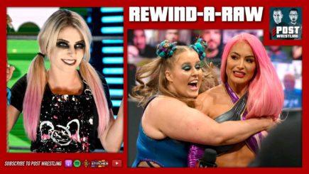 REWIND-A-RAW 6/14/21: HIAC go-home show, Eva Marie, Stardom