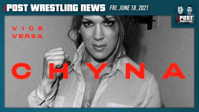 POST News 6/18/21: Chyna Vice Versa, Tom Lawlor, HIAC on SD