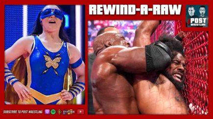 REWIND-A-RAW 6/21/21: HIAC match, Nikki Cross, Doudrop, MITB Qualifiers