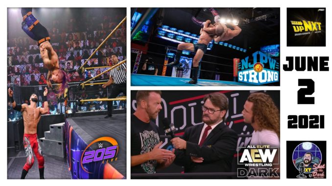 SITD 6/2/21: Double or Nothing fallout, Openweight Title Match