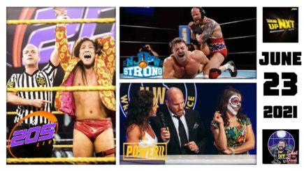SITD 6/23/21: Josh Alexander NJPW debut, Hardy Family Office recruits